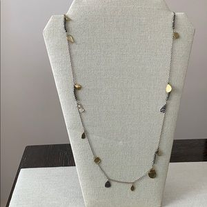 Silpada 'Pedal to the Metal' Necklace